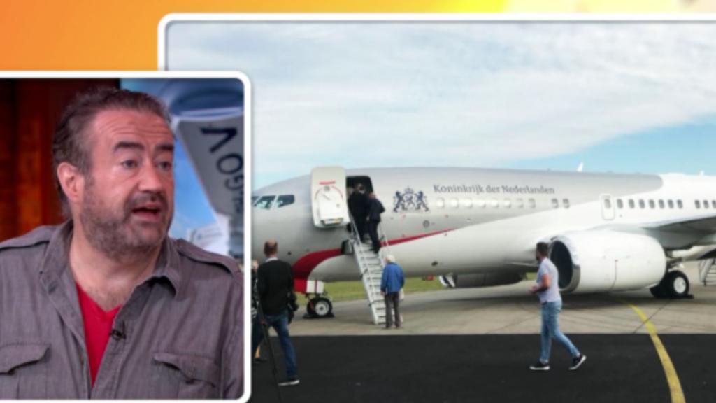 Kijkje in het 90 miljoen kostende vliegtuig van Willem-Alexander