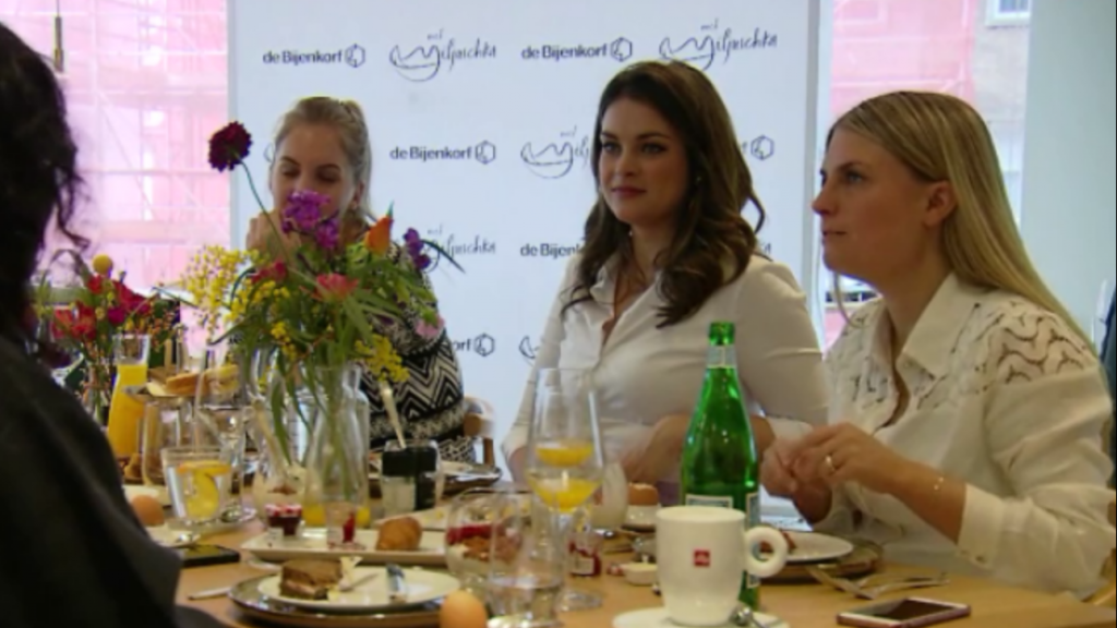 Miljuschka Witzenhausen rekent op liquidatie moeder Astrid