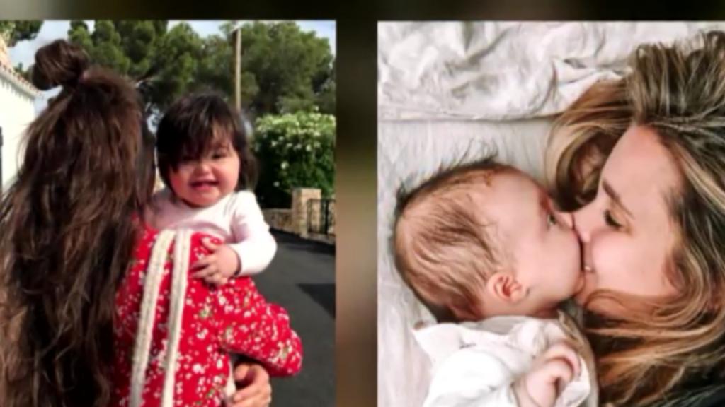 Kleintjes Naomi en Ellen nu al vriendinnen voor het leven