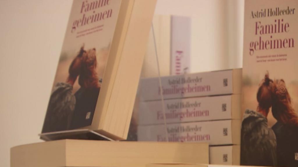 Astrid Holleeder reageert op overweldigende succes boek