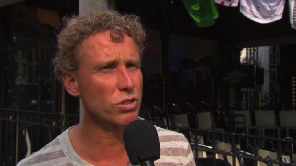 Tour de France stilgelegd na levensgevaarlijk noodweer