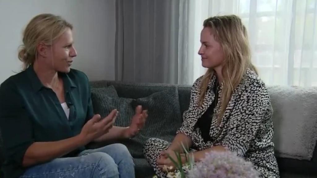 Waarom Esther Vergeer koos voor een draagmoeder in Canada