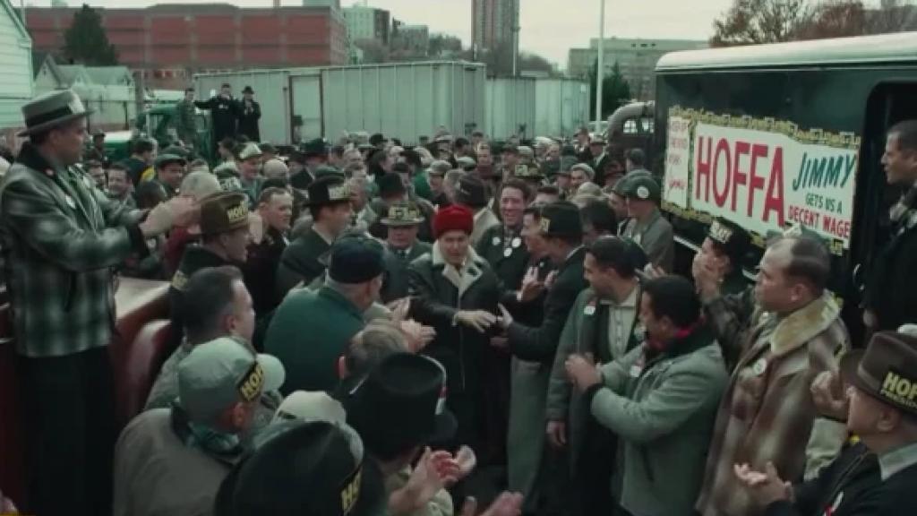 The Irishman is de duurste Netflix-film ooit