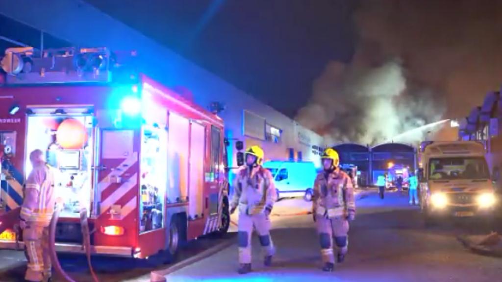 Woonwagen vader Monique Westenberg afgebrand