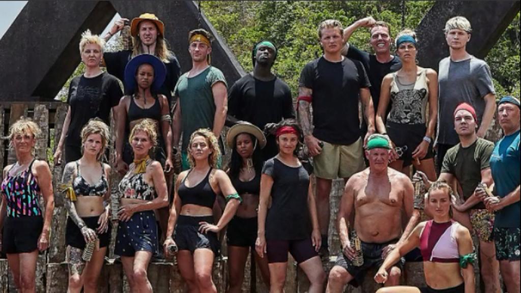De cast van Expeditie Robinson is compleet