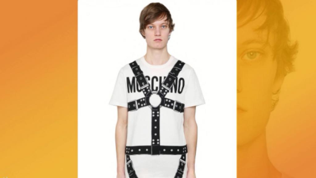 Er verschijnt steeds meer 'pikante' fashion op straat
