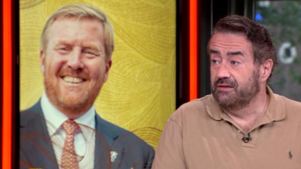 Is de baard van Willem-Alexander een blijvertje?