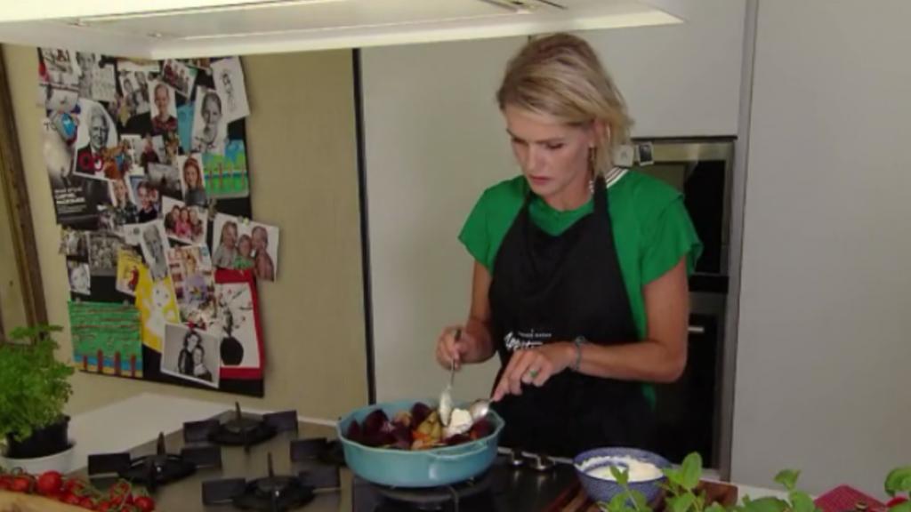 Tooske deelt haar keukengeheimen met de wereld