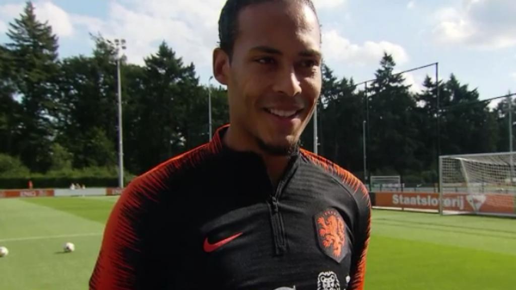 Het overweldigende succes van voetballer Virgil van Dijk