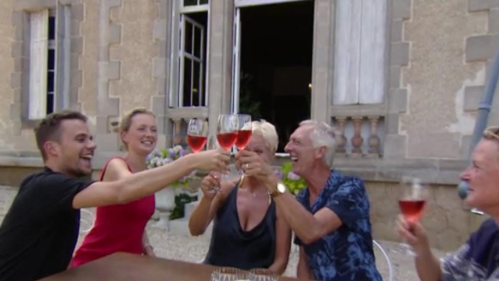 Kritiek op Chateau Meiland vanwege alcoholgebruik