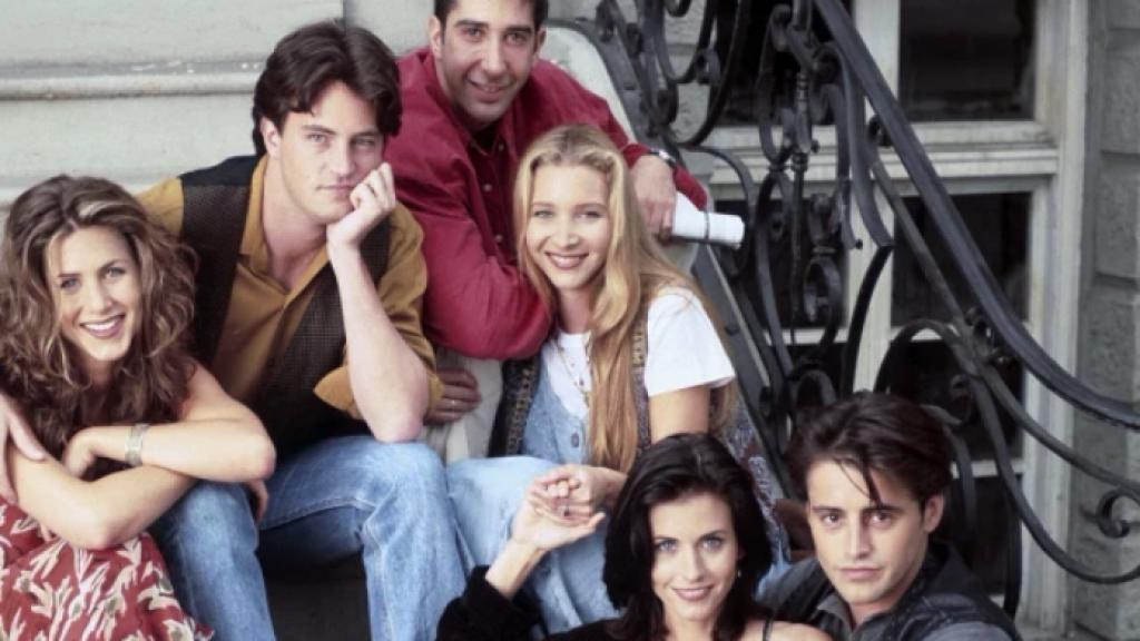 Friends: al 25 jaar ongekend populair