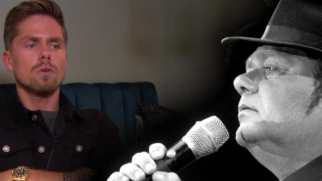 André Hazes: 'Ik heb maar een keer gehuild om mijn vader'