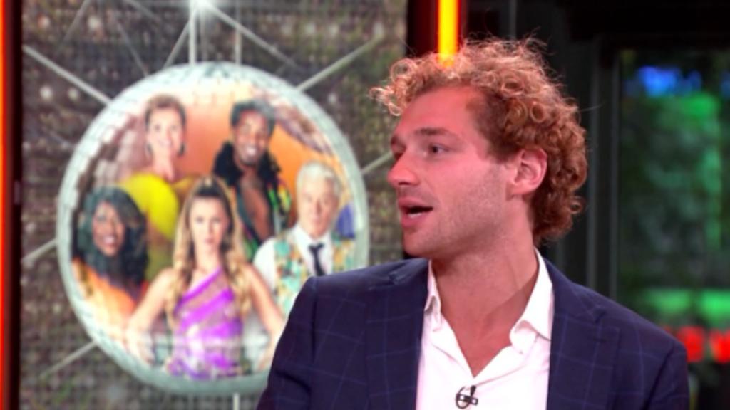 Jamie vindt exit Dancing with the Stars 'waardeloos'