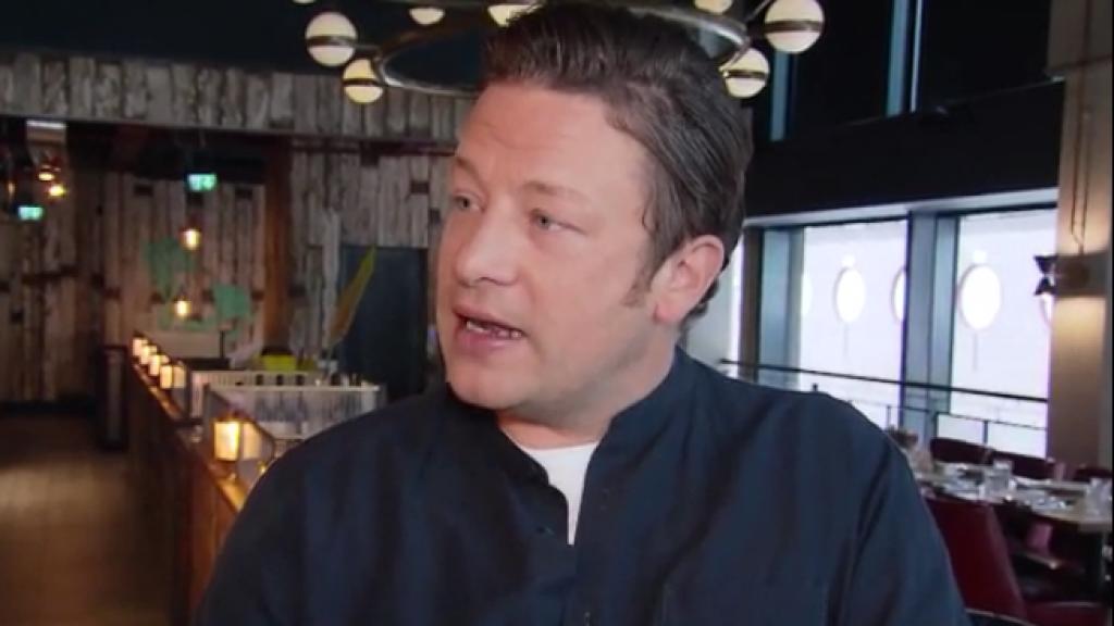 Jamie Oliver gooit het over de vegetarische boeg