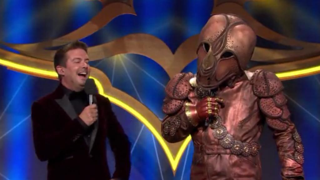 Zes nieuwe BN'ers betreden het podium in Masked Singer
