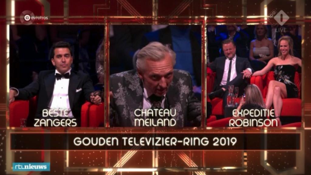 Chateau Meiland, Chantal en Beau de grote Televizie-winnaars