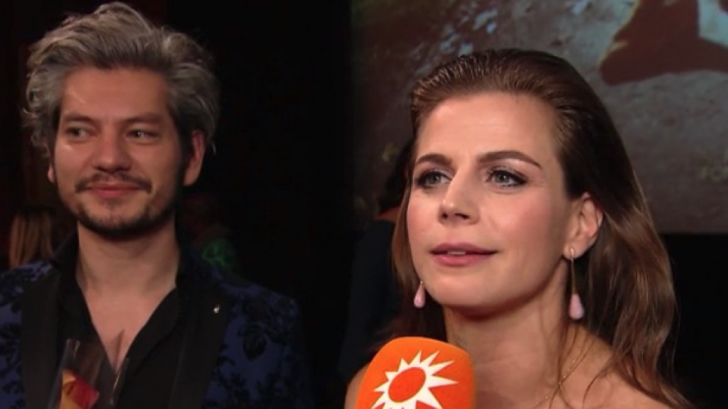 Elise Schaap sloeg fashionflater op eigen première