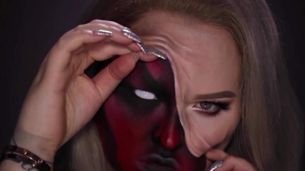 Dit zijn de make-up trends voor Halloween