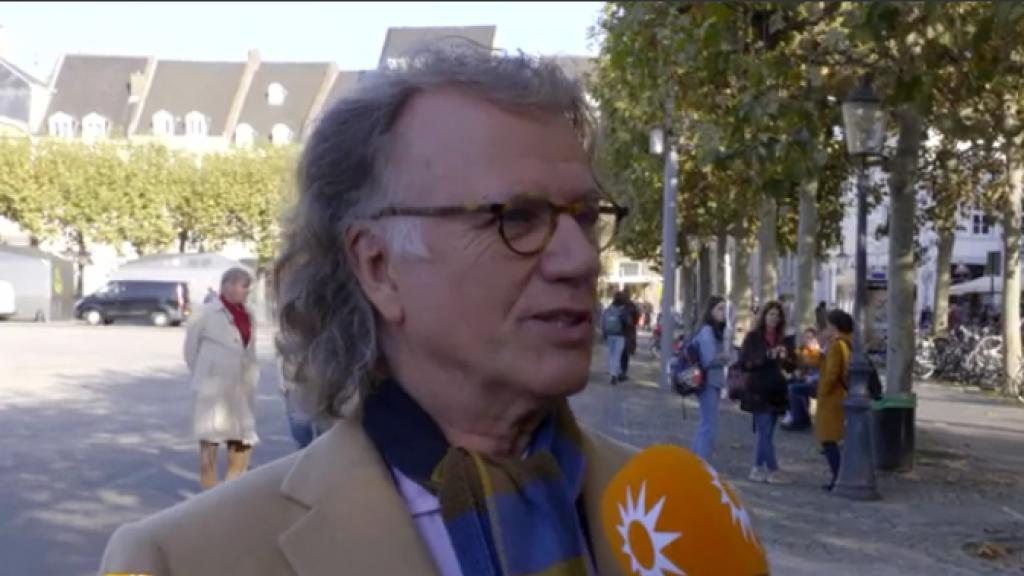 Een bijzondere dag voor André Rieu