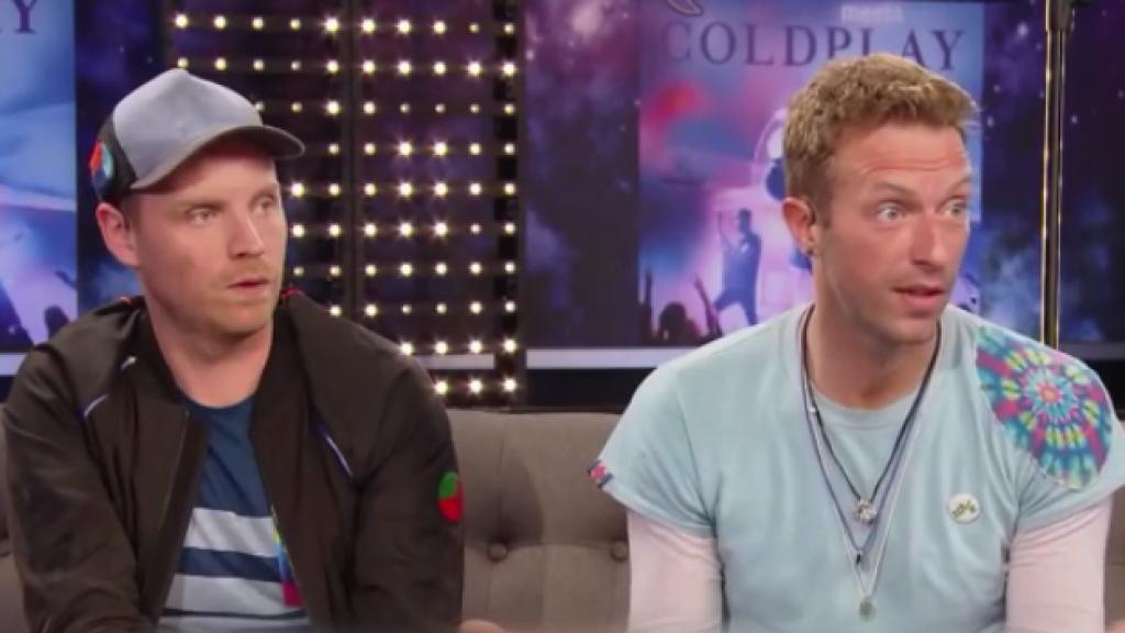 Coldplay doet fans maar liefst twee singles cadeau