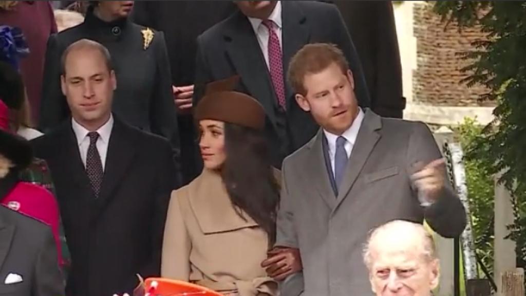 Het rommelt nog altijd tussen prins William en prins Harry