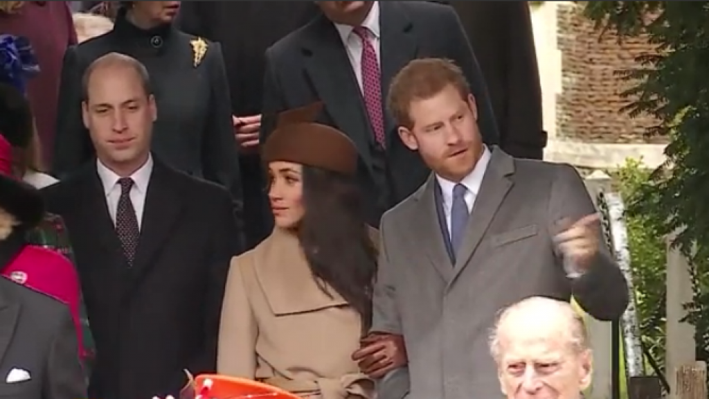 Het rommelt nog altijd tussen prins William en prins Harry