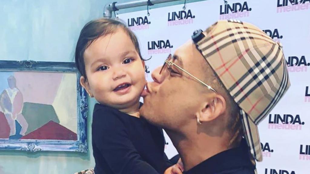 Ronnie Flex: 'Vaderschap is keerpunt in mijn leven'