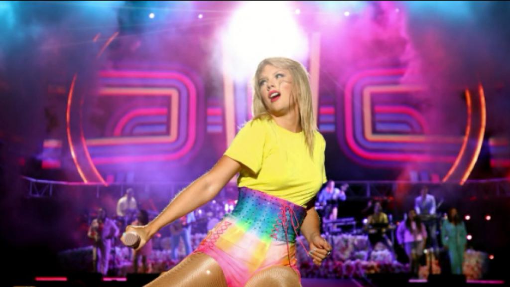 Hommeles rondom de muziekrechten van Taylor Swift
