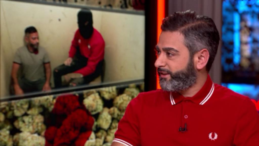 Danny Ghosen stond doodsangsten tijdens nieuw programma