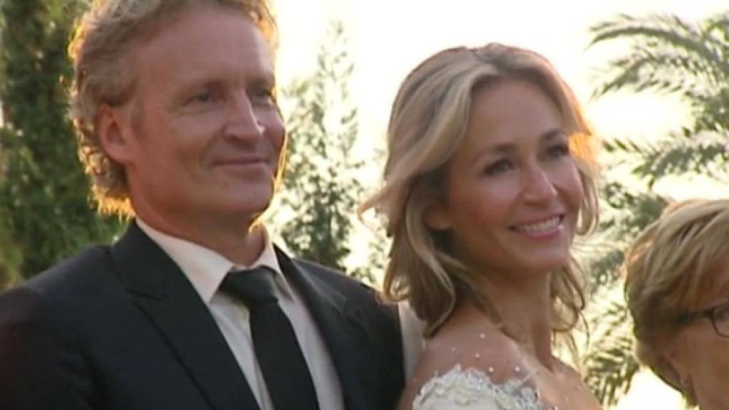 Huwelijkscrisis Wendy van Dijk en Erland Galjaard voorbij