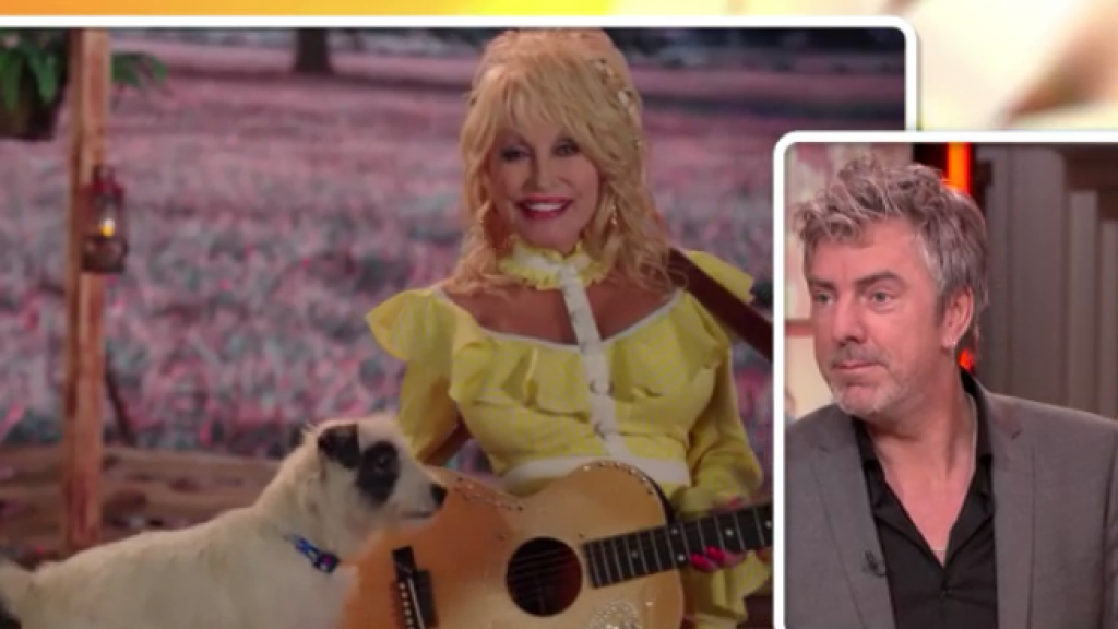 Serie Dolly Parton slap aftreksel The Bold and the Beautiful