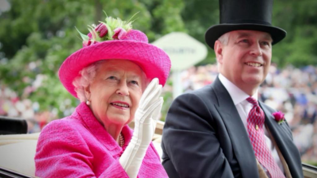 Queen Elizabeth cancelt verjaardagsfeestje prins Andrew