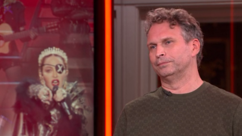 Ronald over plagiaat Madonna: 'Dit is regelrechte diefstal'
