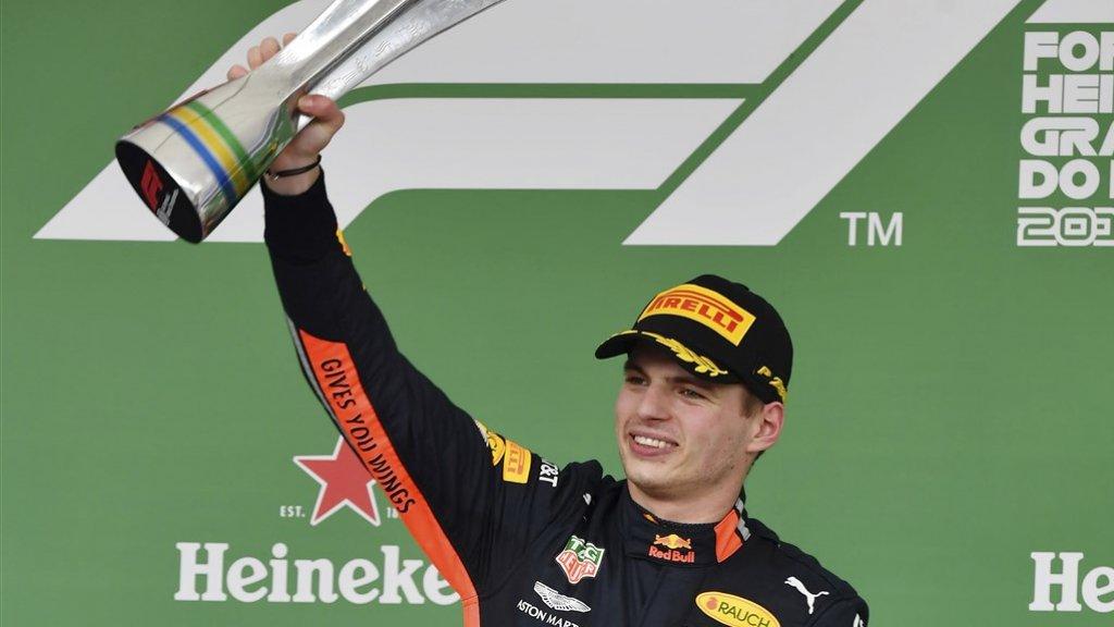 Max Verstappen beleeft beste F1-seizoen tot nu toe