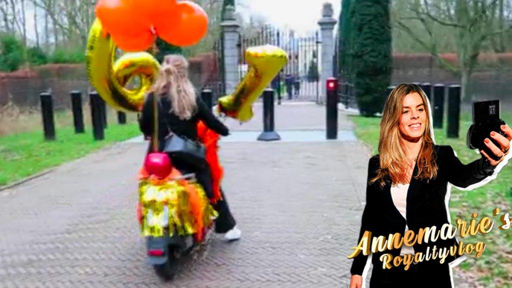 Annemarie's royaltyvlog: een sweet sixteen voor prinses Amalia