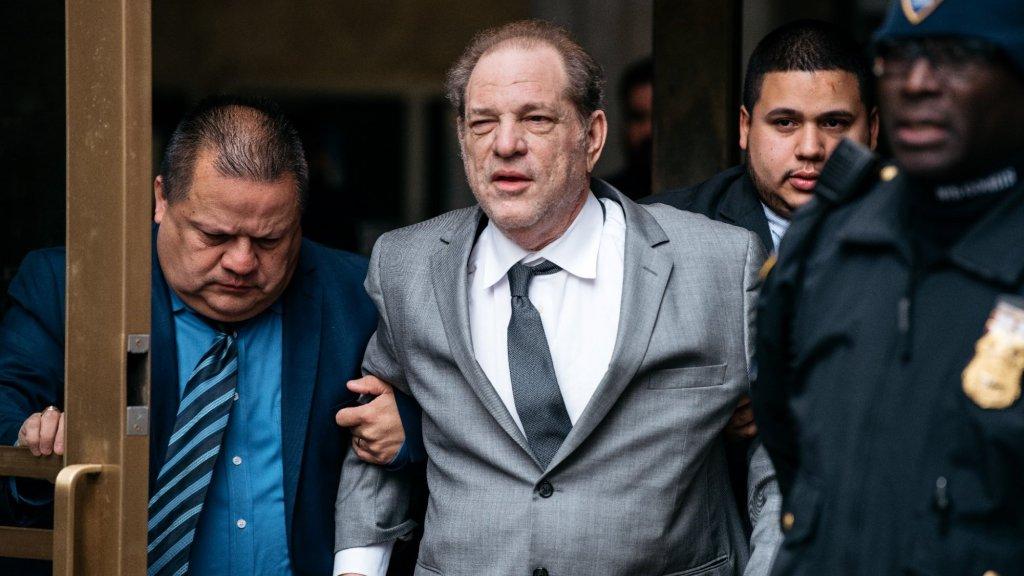 De laatste ontwikkelingen in het proces Weinstein