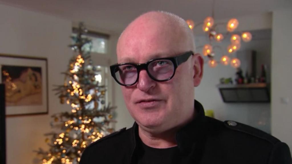 René van der Gijp vertelt over zijn nieuwe show in Ahoy