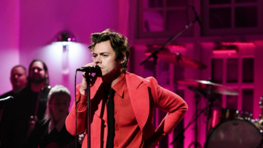 Harry Styles brengt tweede soloalbum uit