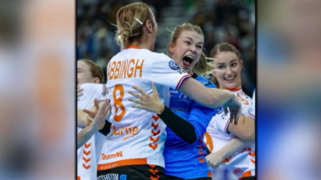 Nederlandse handbaldames gaan los na winst op WK