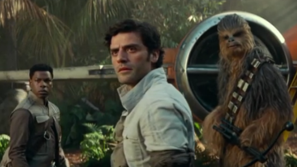 Star Wars maakt furore met nieuwe Skywalker-film