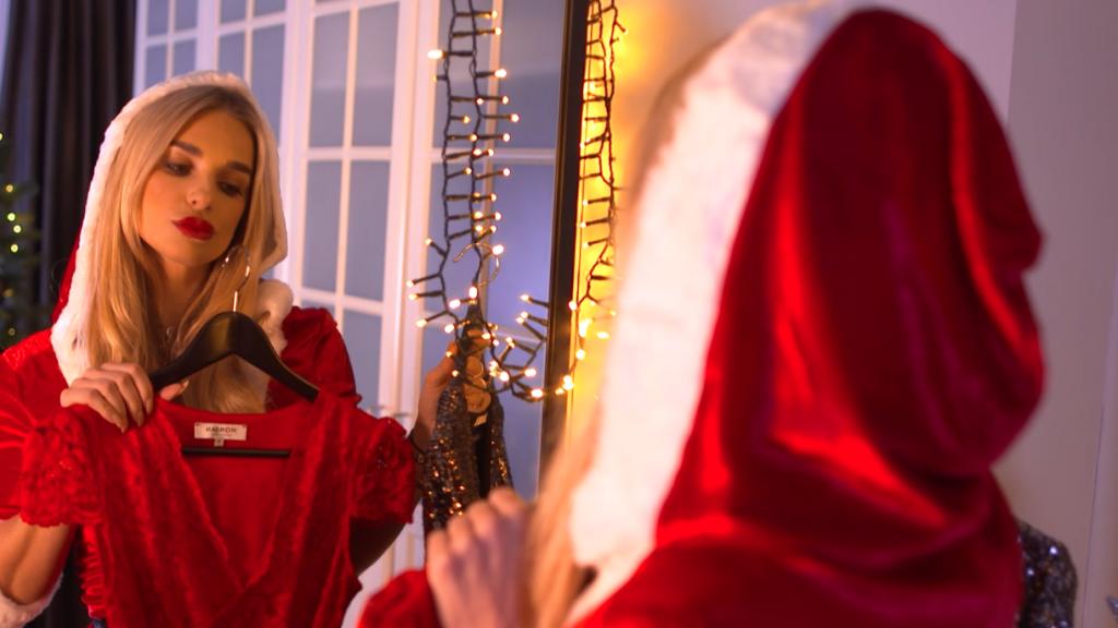 Gaby Blaaser is helemaal klaar voor de kerst