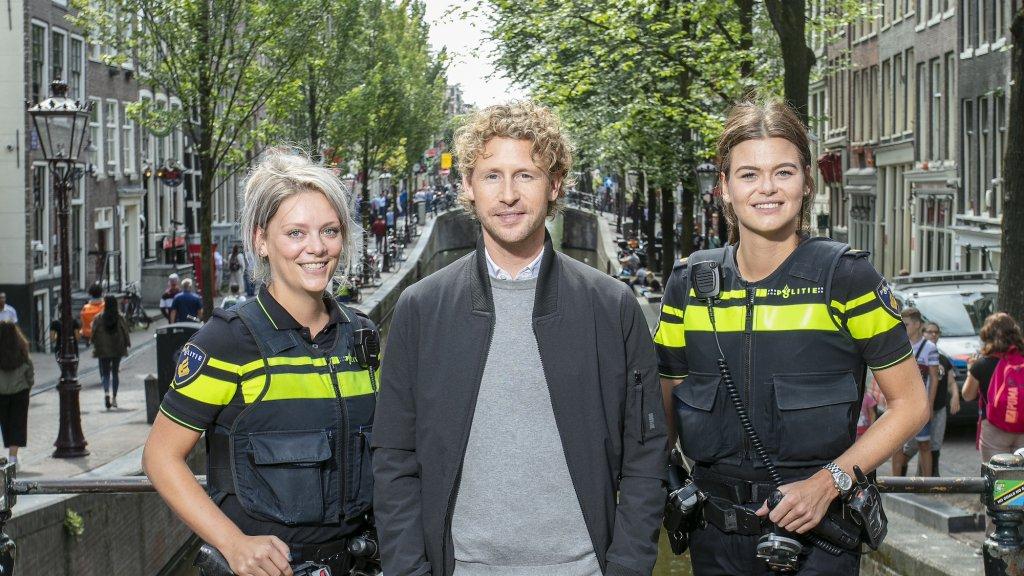 Waarom kijken we graag naar politieseries als Bureau Burgwallen?