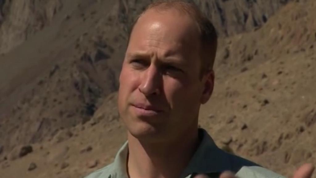 Prins William in de bres voor de aarde: hypocriet of niet?