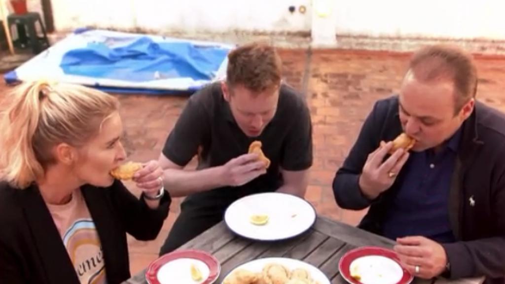 Frans Bauer eet minder vlees na Argentijnse trip