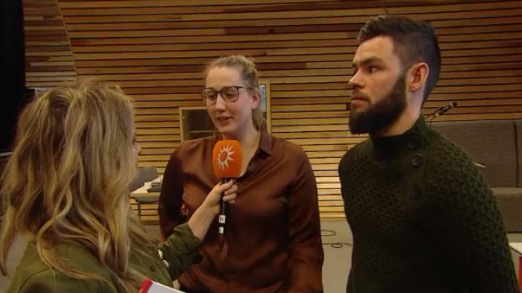 Sjinkie Knegt: 'We maken er nu het beste van'