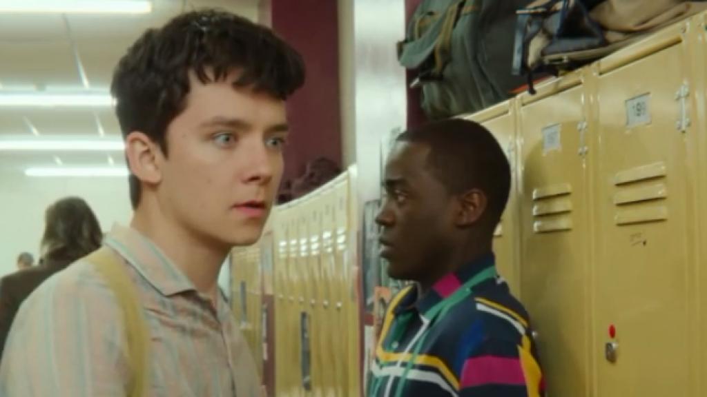 'Tweede seizoen Sex Education is geweldig'