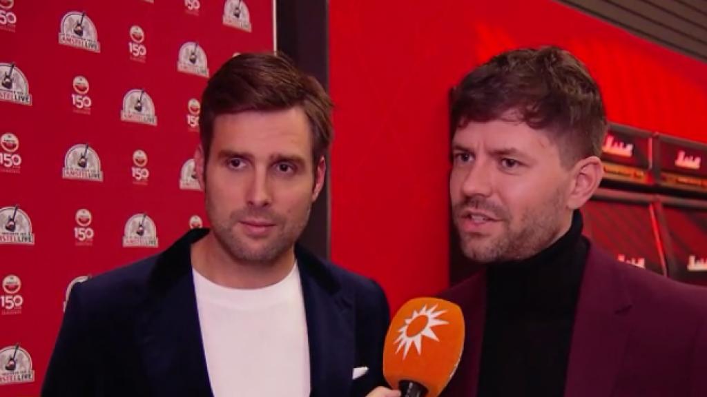 Nick & Simon kunnen niet wachten op Vrienden van Amstel LIVE