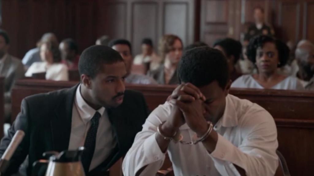 Just Mercy maakt enorme indruk op bioscoopbezoekers