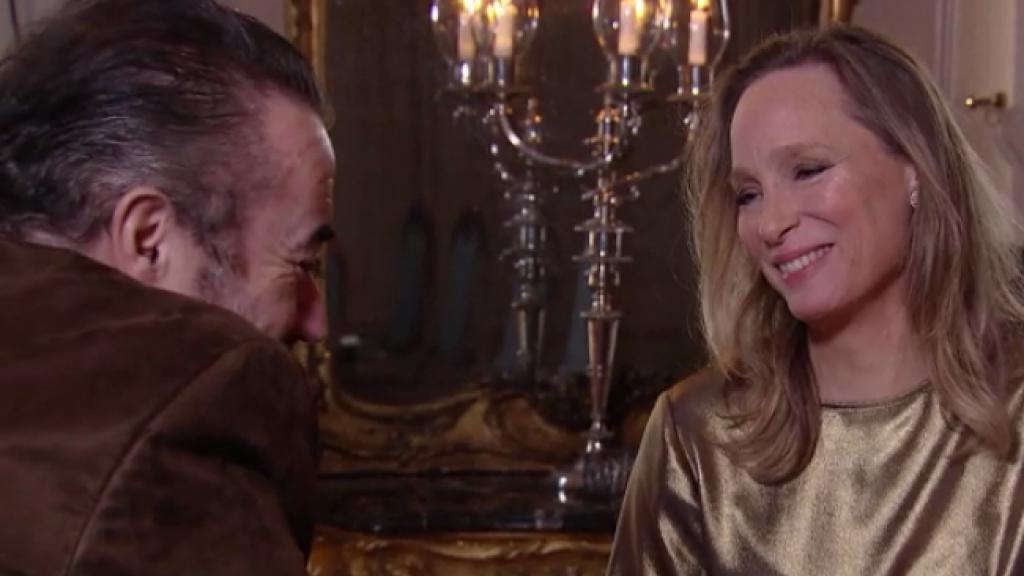 Marc heeft persoonlijk gesprek met prinses Margarita