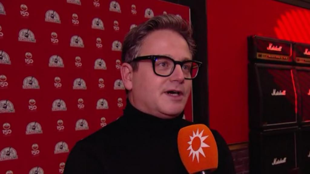 Guus Meeuwis steunt Marco Borsato: 'Ik denk echt veel aan hem'